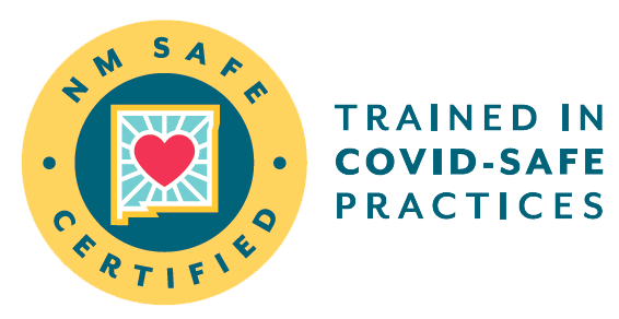 Trained in Covid-Safe Practices